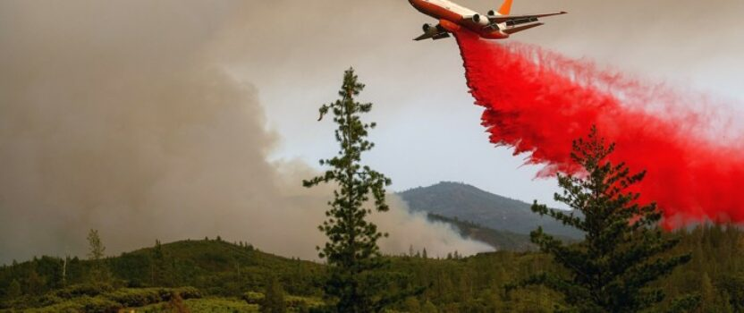 California's Wildfires Are 500 Percent Larger Due to Climate Change