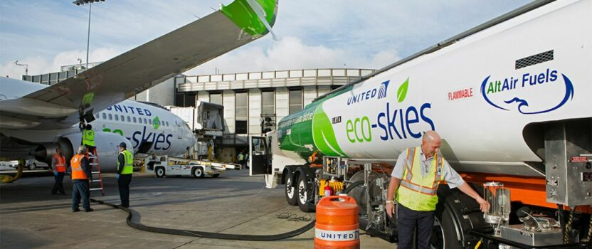 Converting waste, 'a leftover resource,' to biofuels reduces emissions